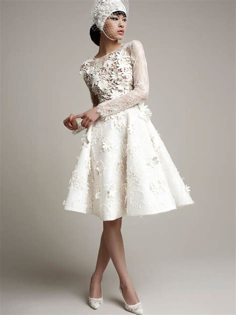 5 Bridal Gown Trends by Top Ten Wedding Dress Trends For 2014 Chic Vintage Brides