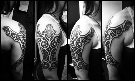 celtic bear tattoo celtic by meatshop on deviantart