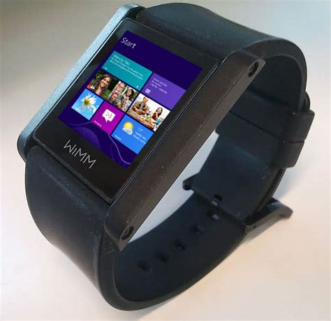 Smartwatch Microsoft Microsoft Gearing Up To Release Its New Smartwatch