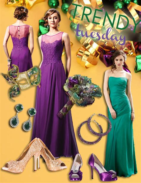 trendy tuesday mardi gras style from with