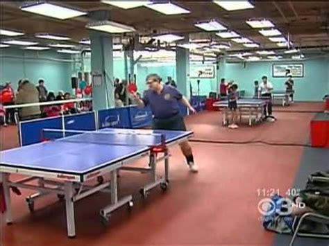 trolley car table tennis club grand opening youtube