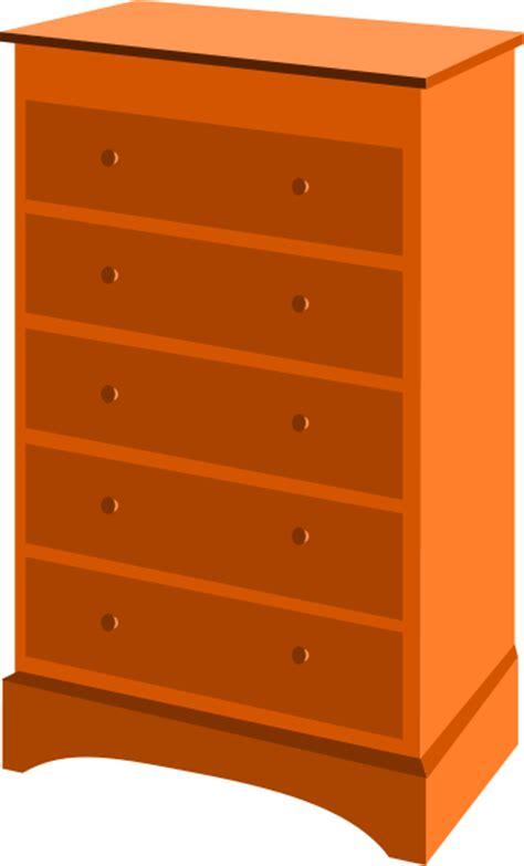 Yellow Nightstand Free Dresser Clipart Clip Art Image 6 Of 9
