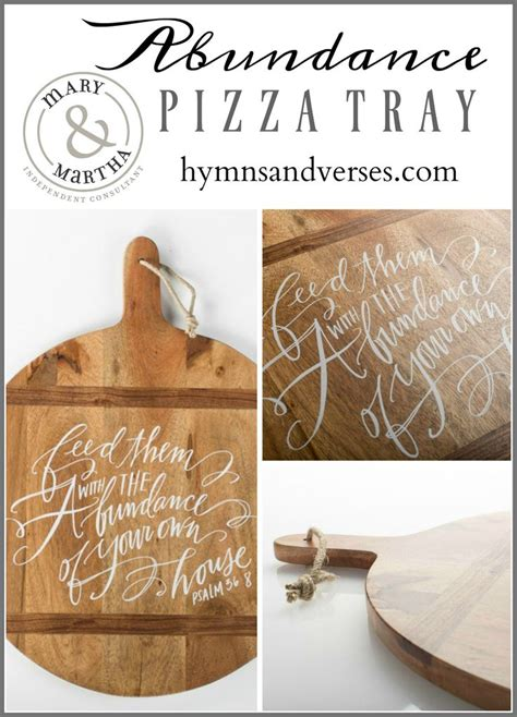 mary martha house mary and martha gift guide pizza tray for the home