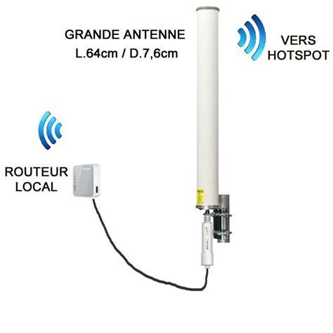 antenne tv interne acc 232 s pour bateau grande antenne