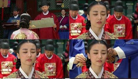 film drama korea dong yi sinopsis drama dan film korea dong yi episode 21