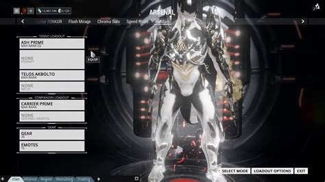 warframe color schemes warframe my color schemes by neofluchs