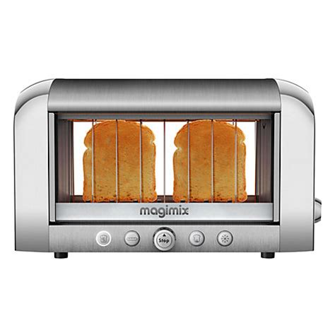 See Theough Toaster magimix see through toaster