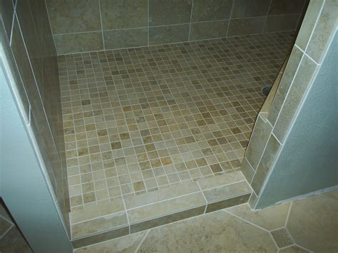 mosaic tile for shower floor mesmerizing interior design