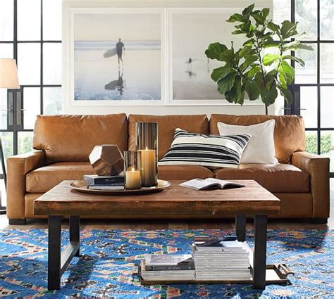pottery barn sofas on sale pottery barn leather sofas sectionals chairs 15 off sale