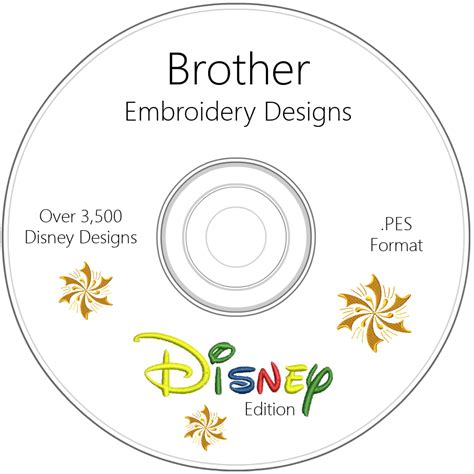 embroidery design viewer software large disney brother embroidery design collection with