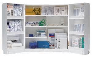 armoire 224 pharmacie en plastique 2 portes seton fr