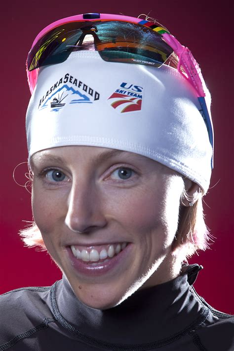 Kikkan Randall - 2014 Winter Olympics - Olympic Athletes ... Sarah Holcomb