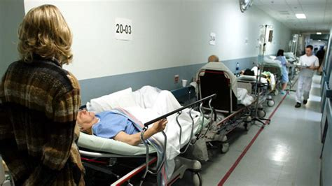 when is the emergency room the least busy true perspective health canada middle of pack on health care report