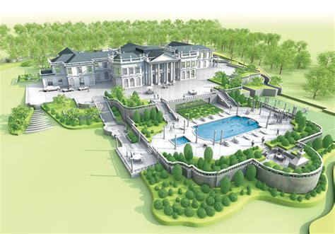 mansion design will the most ostentatious mansion in greenwich history