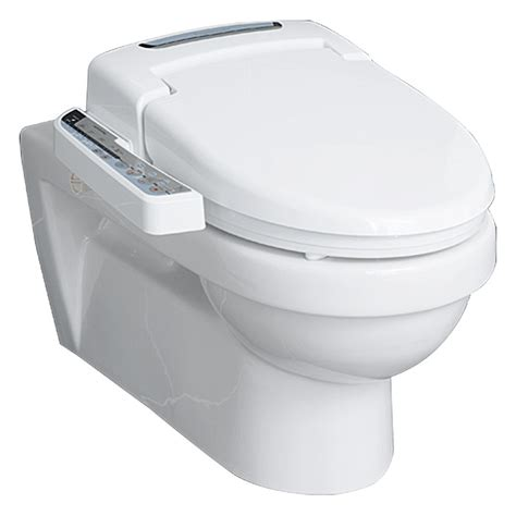 wc sitz mit dusche popodusche wc sitz nb09d mit elektrischer bidetfunktion