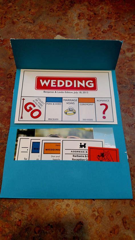 Make Wedding Invitation Card - these unique wedding invitations are super clever