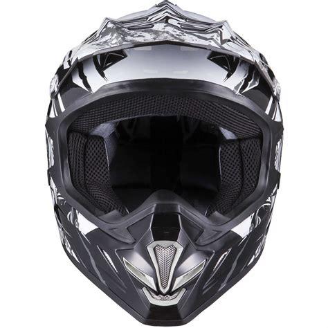 motocross crash helmets shox mx 1 scream motocross atv road adventure