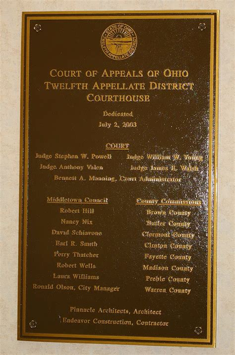 Ohio Court Search Ohio Court Of Appeals Middletown Us Courthouses
