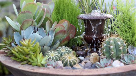 Garden Answer Succulent Arrangement Urn Challenge