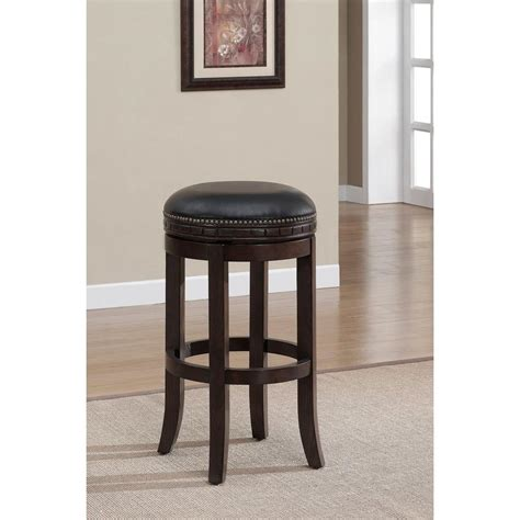 american heritage sonoma 30 in riverbank cushioned bar