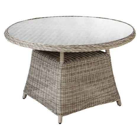 Table Ronde De Jardin 7631 by Table De Jardin Ronde Susan Maisons Du Monde