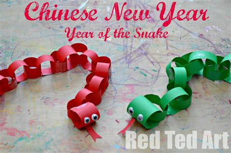 new year year of the crafts new year crafts for year of the snake