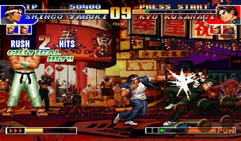 kof 97 apk copia de seguridad descargar the king of fighters 97