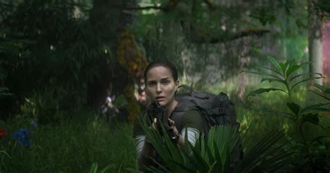 watch the first trailer for alex garland s highly watch the latest trailer for alex garland s annihilation