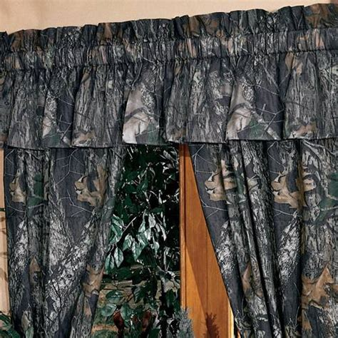 camoflauge curtains shop mossy oak new break up camo comforter sets the home