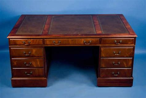 antique desks for sale antique style mahogany partners desk for sale antiques