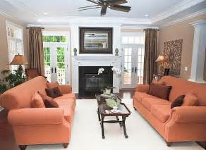 Living Room Decor With No Tv Family Room Battle Fireplace Vs Flat Screen Tv