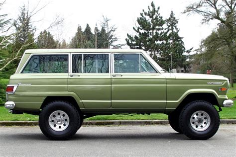 jeep wagoneer for sale wood panel jeep wagoneer for sale images
