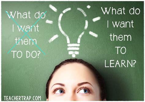 Make Plan 5 big lesson planning mistakes teacher trap