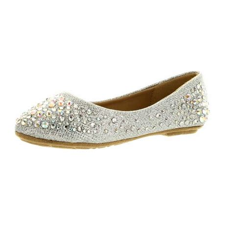 rhinestone shoes flats link larisa 39k rhinestone ballet ballerina flats