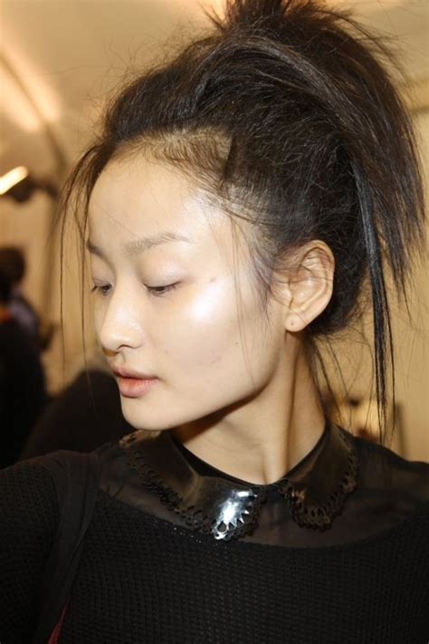 hairstyles from paris 2013 hairstyle trends from paris fashion week
