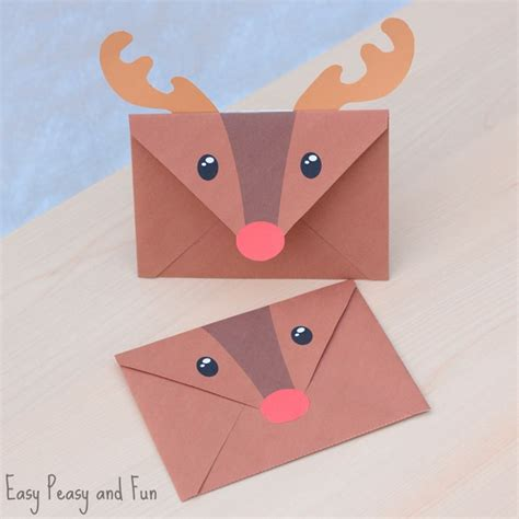 printable reindeer legs printable christmas envelopes easy peasy and fun