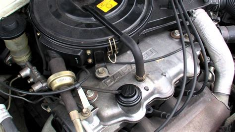 daihatsu charade g 200 engine daihatsu charade g11 engine starting youtube