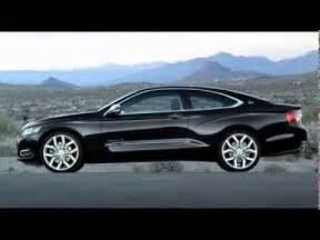 2015 Chevrolet Monte Carlo 2015 Chevrolet Monte Carlo And Impala