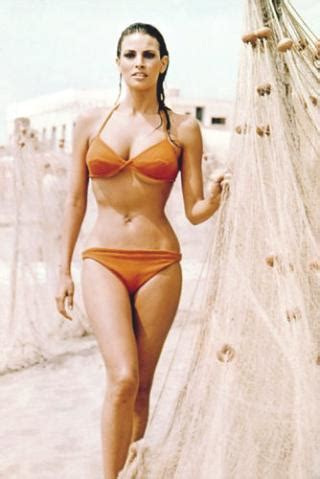 melanie thierry height weight raquel welch photos iconic swimsuit moments ny daily