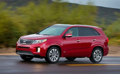 2015 Kia Vehicles 2015 Kia Sorento Pictures Photos Gallery The Car Connection