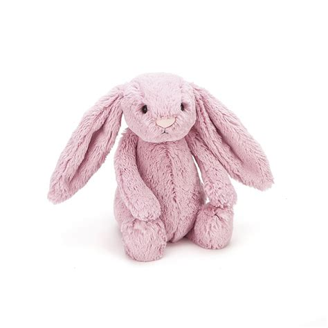 Jelly Cat Large Bashful Pink Bunny buy bashful tulip pink bunny at jellycat