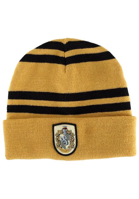 harry potter knit hat hufflepuff knit hat harry potter house hat