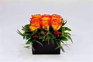 Rose Arrangements Compact Rose Arrangement Jacobsen S Flowers Amp Gift Baskets