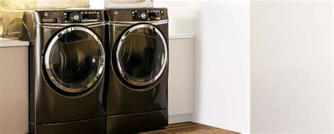 front load washer and dryer front load washing machines washers from ge appliances