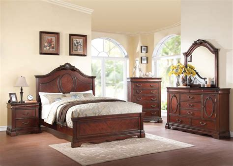Acme Bedroom Furniture Sets by Acme Furniture Estrella Panel Bedroom Set