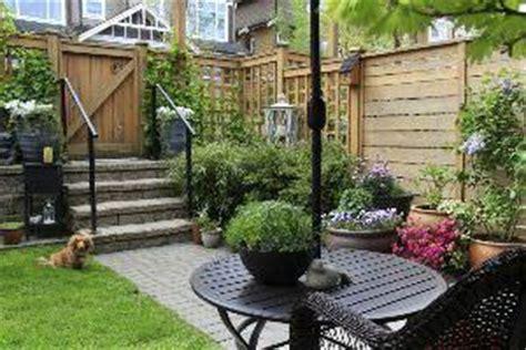 progettare un piccolo giardino giardino progettazione