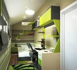 Farbe Gruen Akzent Einrichtung Gestalten Kleines Kinderzimmer Einrichten 56 Ideen F 252 R Rauml 246 Sung