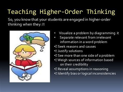 a new world order saint 171 the thinking housewife teaching higher order thinking 21st century skills
