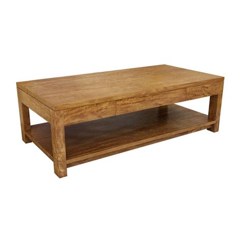 new york coffee tables w shelf