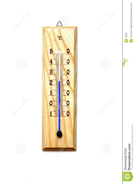 Thermometer For Room Temp by Room Temperature Thermometer Stock Image Image 54281